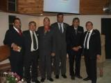 Visita de los Pastores Brasileños a Chile