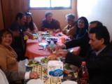 Nuestros hermanos en Santiago